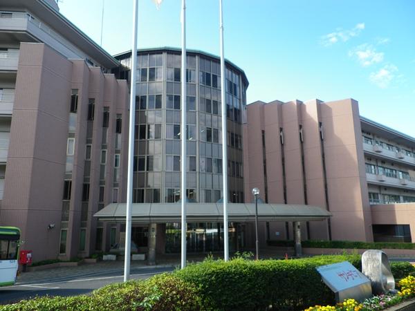 高齢者総合福祉センターサンテピアの外観