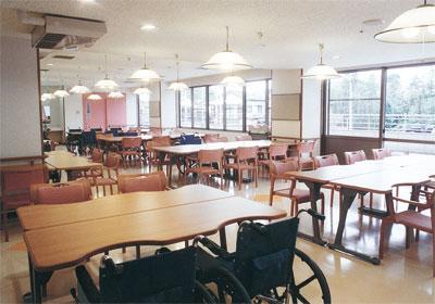 高齢者総合福祉センターサンテピアの施設内